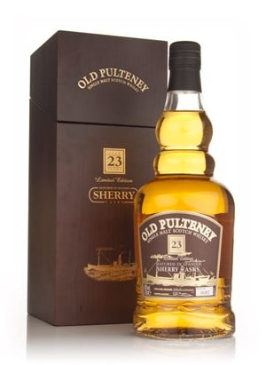 Old Pulteney 23 Year Old - Sherry Casks