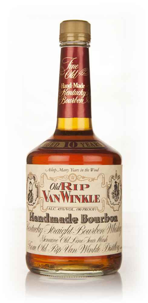 Old Rip Van Winkle 10 Year Old (stumpy)