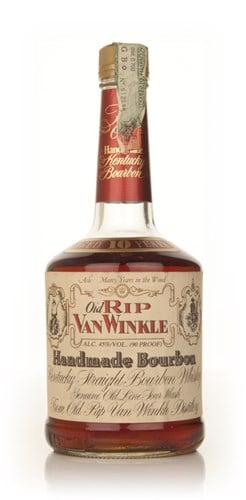 Old Rip Van Winkle 10 Year Old Bourbon - 2000s