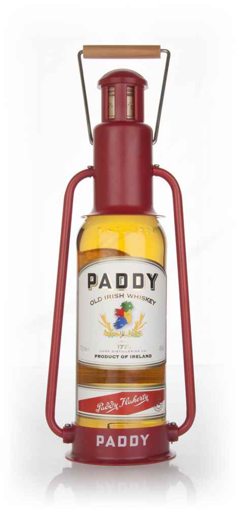 Paddy Irish Whiskey - Lantern Carrier