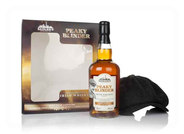 Peaky Blinder Gift Pack with Gatsby Cap