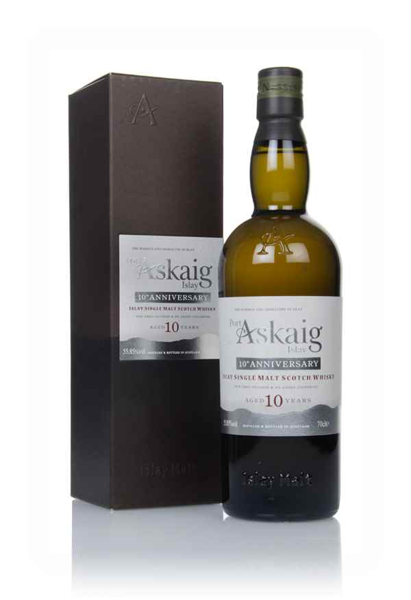 Port Askaig 10 Year Old - 10th Anniversary