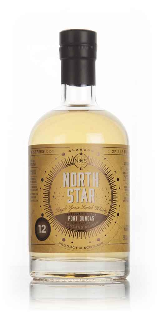 Port Dundas 12 Year Old 2004 - North Star Spirits