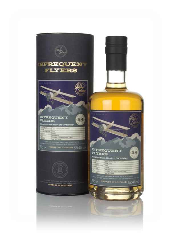 Port Dundas 24 Year Old 1995 (cask 72910) - Infrequent Flyers (Alistair Walker)