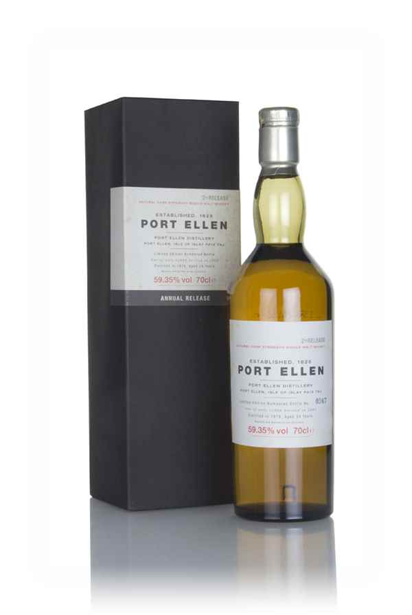 Port Ellen 24 Year Old 1978 - 2nd Release (2002 Special Release)