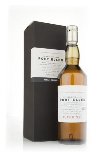 Port Ellen 22 Year Old 1979 (1st Release)