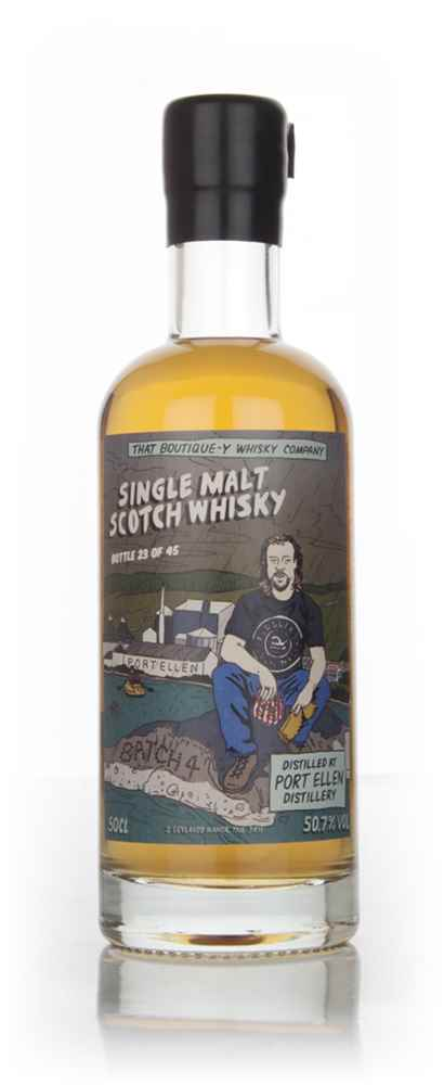 Port Ellen - Batch 4 (That Boutique-y Whisky Company)