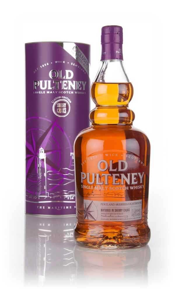 Old Pulteney Pentland Skerries 1l