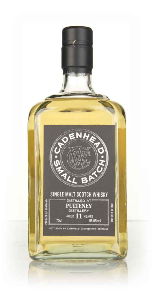 Pulteney 11 Year Old 2006 - Small Batch (WM Cadenhead)