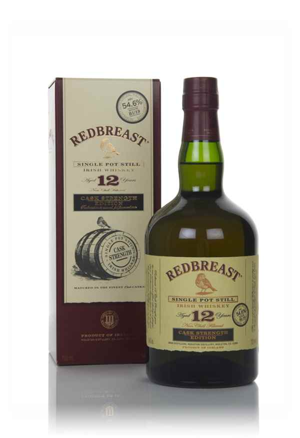 Redbreast 12 Year Old Cask Strength - Batch B1/19