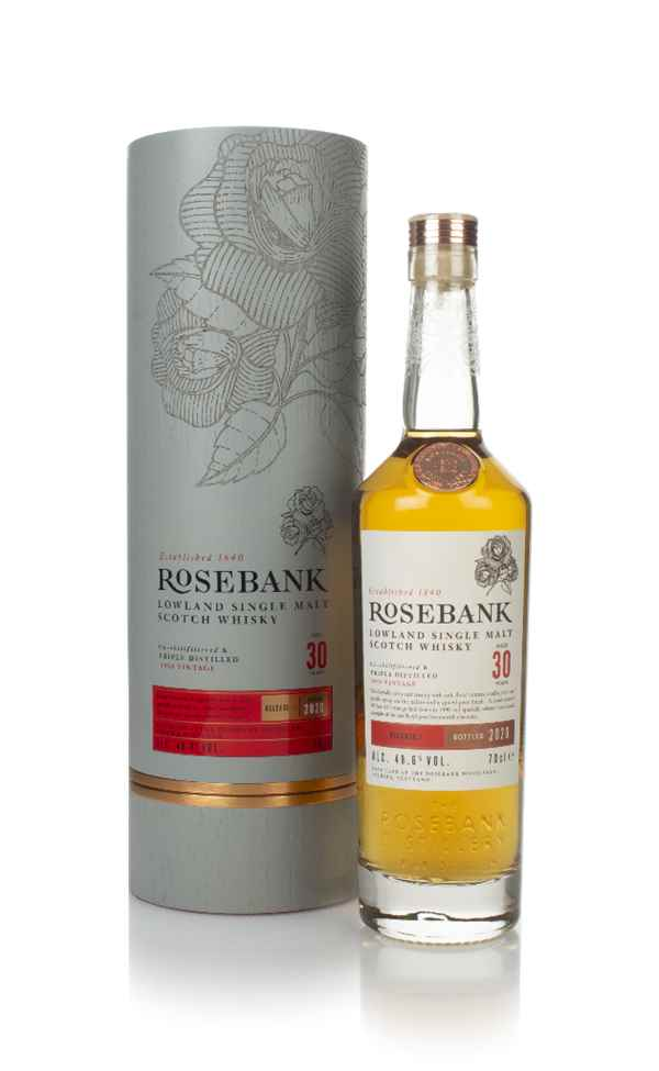 Rosebank 30 Year Old 1990 (Release 1)