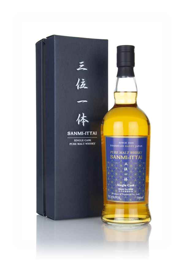 Sanmi-Ittai Single Cask Batch No. 9586