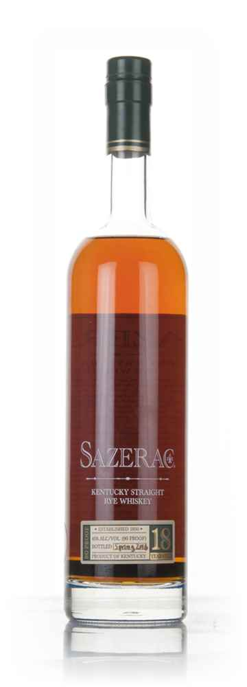 Sazerac 18 Year Old (2016 Release)