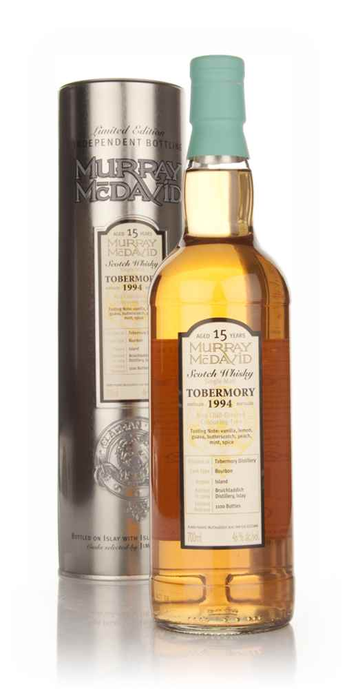Tobermory 15 Year Old 1994 (Murray McDavid)