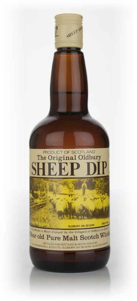 Sheep Dip 8 Year Old (Old Bottling)