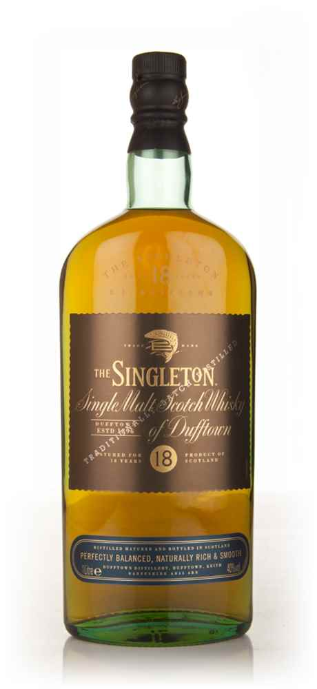 Singleton of Dufftown 18 Year Old 1l