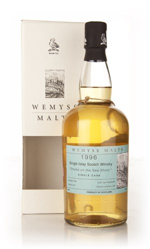 Smoke on the Sea Shore 1996 - Wemyss Malts (Bowmore)