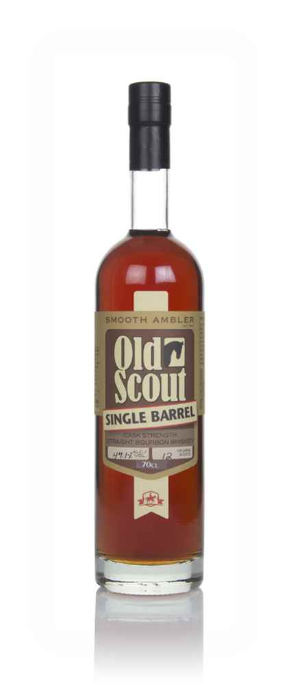 Smooth Ambler Old Scout 12 Year Old Bourbon (cask 9484) Single Barrel Release