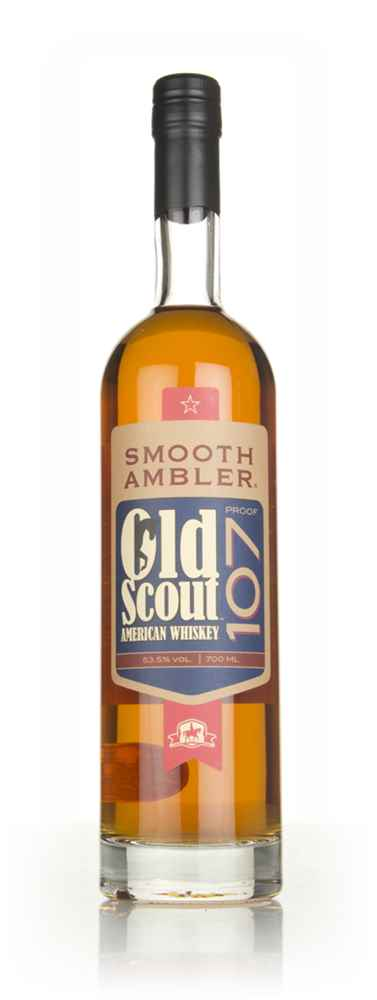 Smooth Ambler Old Scout American Whiskey 107 Proof