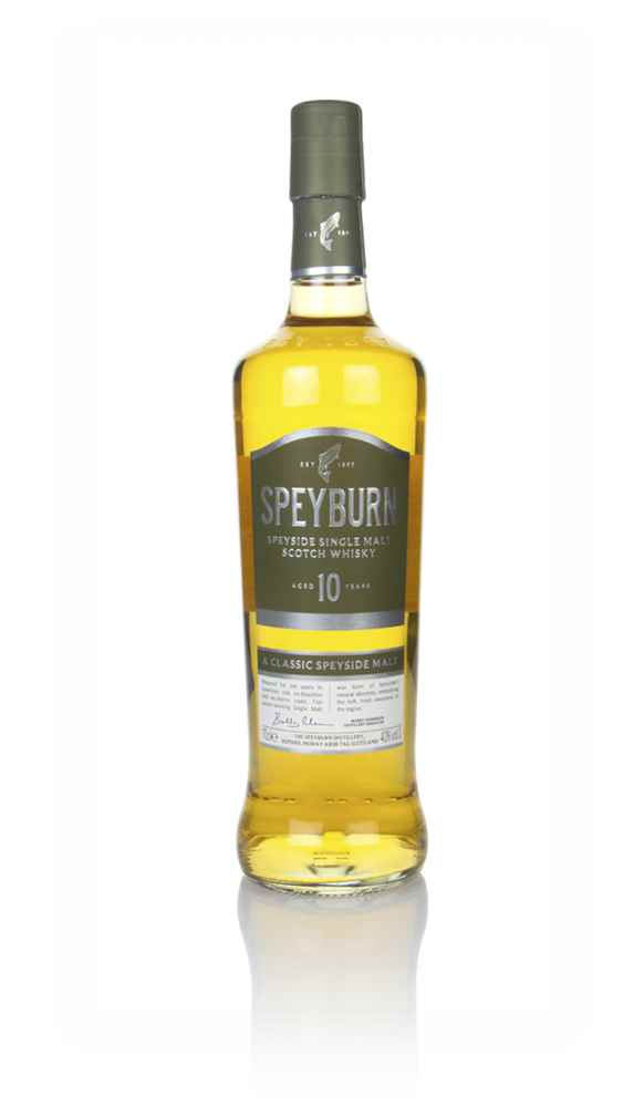 aa34d41cc78 Speyburn 10 Year Old Whisky - Master of Malt