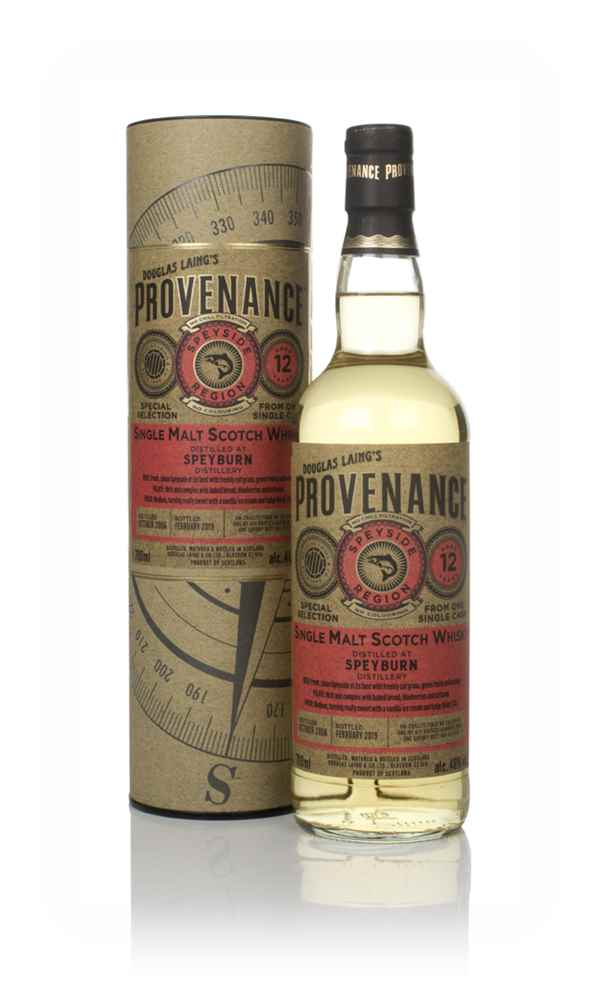 Speyburn 12 Year Old 2006 (cask 13079) - Provenance (Douglas Laing)