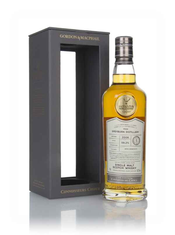 Speyburn 12 Year Old 2006 - Connoisseurs Choice (Gordon & MacPhail)