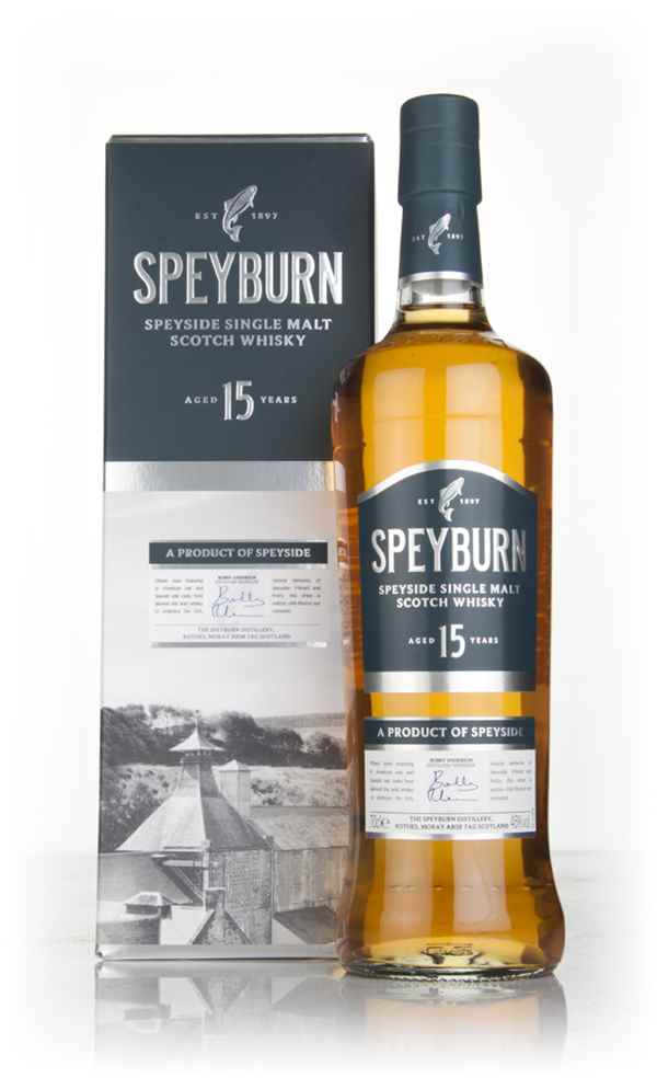 c77edce6747 Speyburn 15 Year Old Details. Country Scotch Whisky