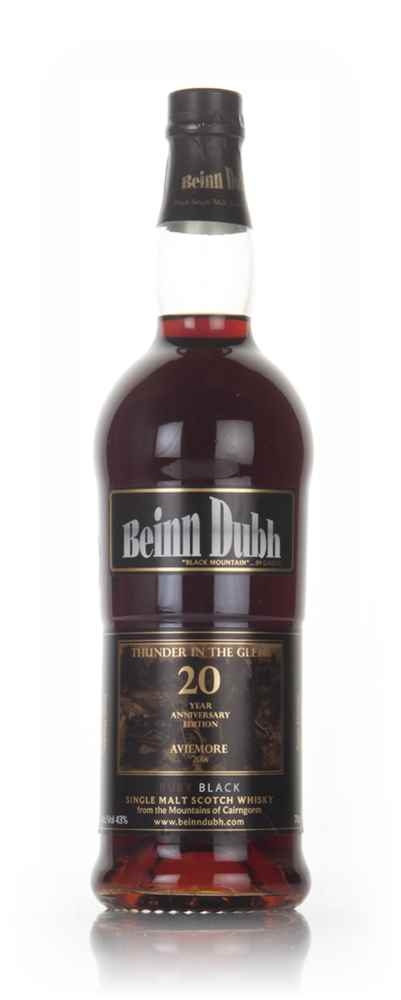 Beinn Dubh Thunder in the Glens 20th Anniversary