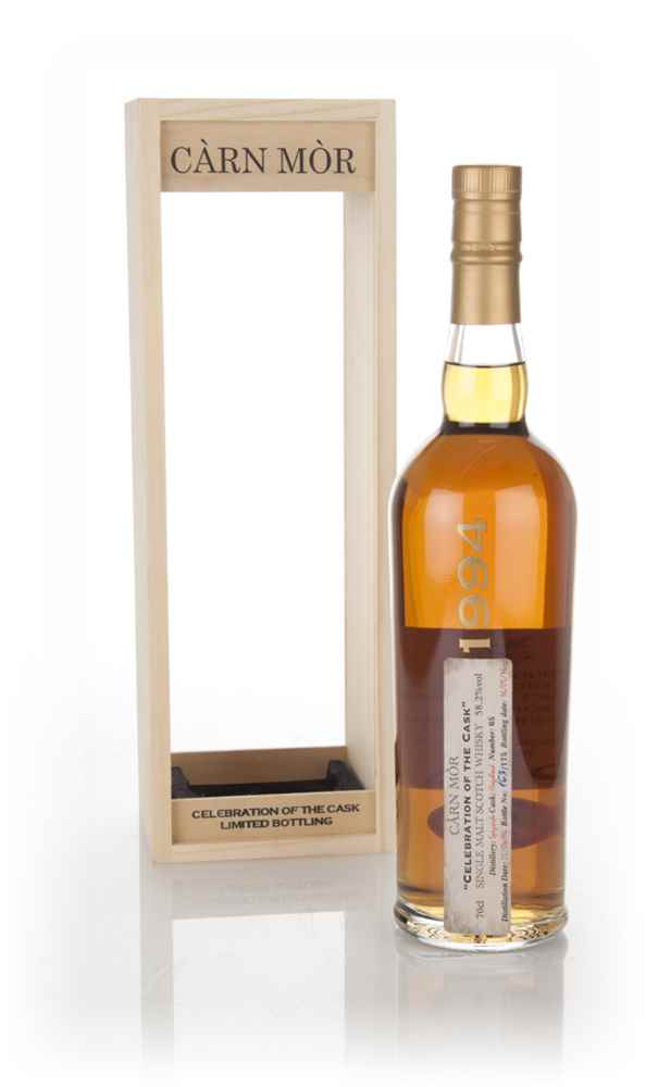 Speyside 22 Year Old 1994 (cask 65) - Celebration Of The Cask (Càrn Mòr)