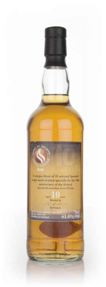 Spirit of Speyside 10 Year Old - 2009