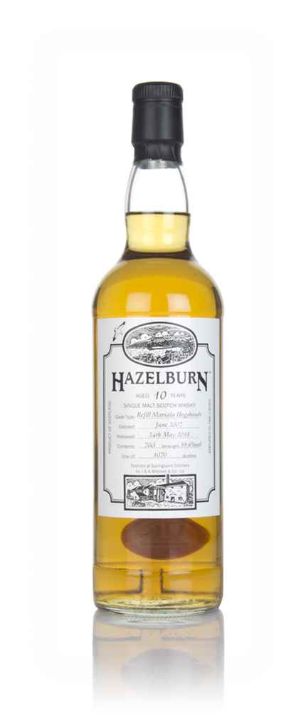 Hazelburn 10 Year Old 2007 - Campbeltown Malts Festival 2018
