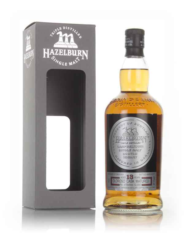 Hazelburn 13 Year Old