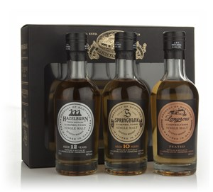 The Campbeltown Malts Gift Pack