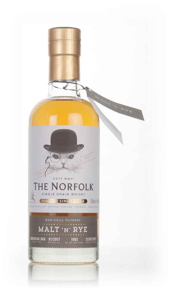 The Norfolk - Malt 'n' Rye