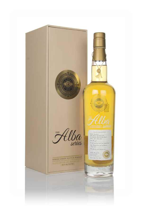Strathclyde 1993 (cask 243370) - The Alba Series (Whisky Illuminati)