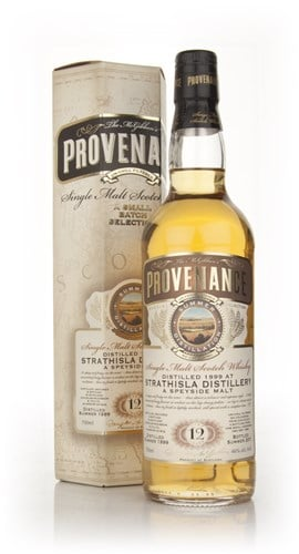 Strathisla 12 Year Old 1999 - Provenance (Douglas Laing)