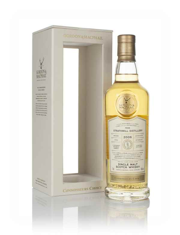 Strathmill 12 Year Old 2006 - Connoisseurs Choice (Gordon & MacPhail)