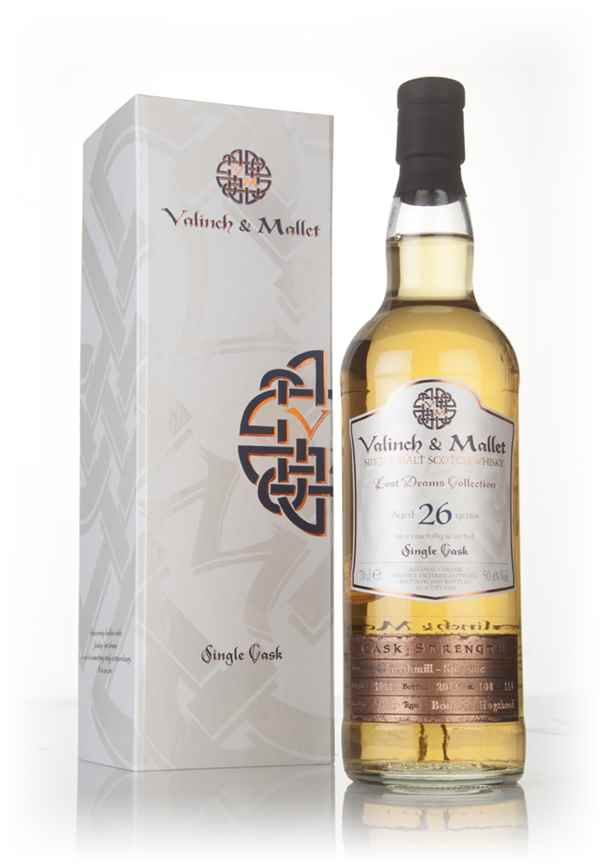 Strathmill 26 Year Old 1988 (cask 799) - Lost Drams Collection (Valinch & Mallet)