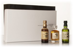"Suntory ""The Art of Japanese Whisky"" Set"