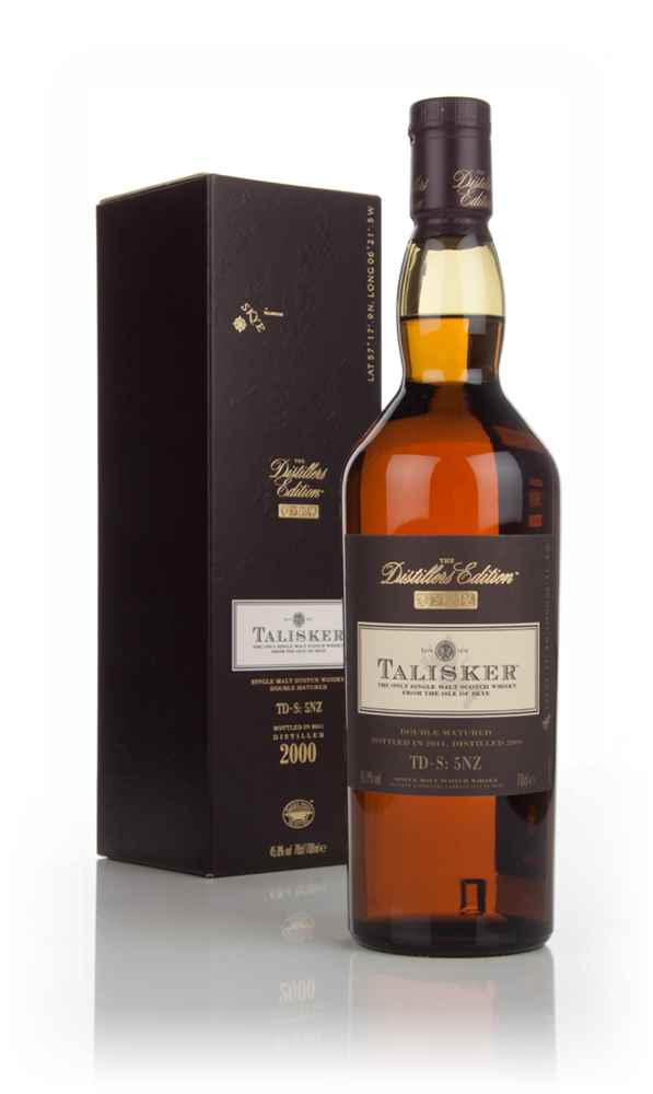 Talisker 2000 (bottled 2011) Amoroso Cask Finish - Distillers Edition