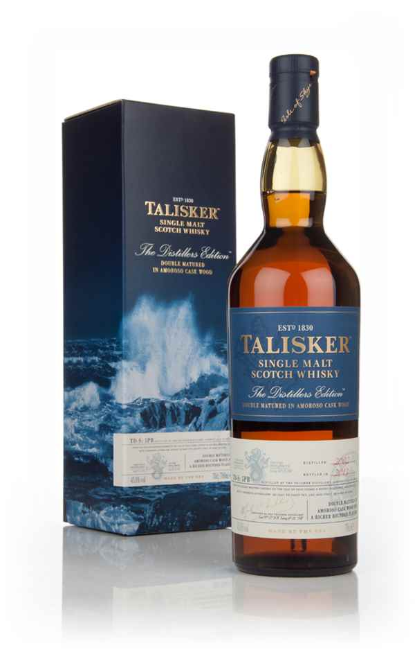 Talisker 2002 Amoroso Cask Finish (bottled 2013) - Distillers Edition