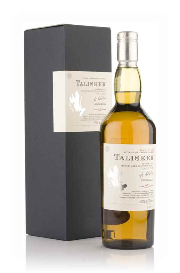 Talisker 25 Year Old (2004 Special Release)