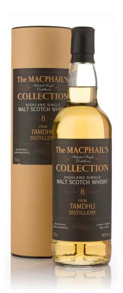 Tamdhu 8 Year Old - The MacPhail's Collection (Gordon and MacPhail)