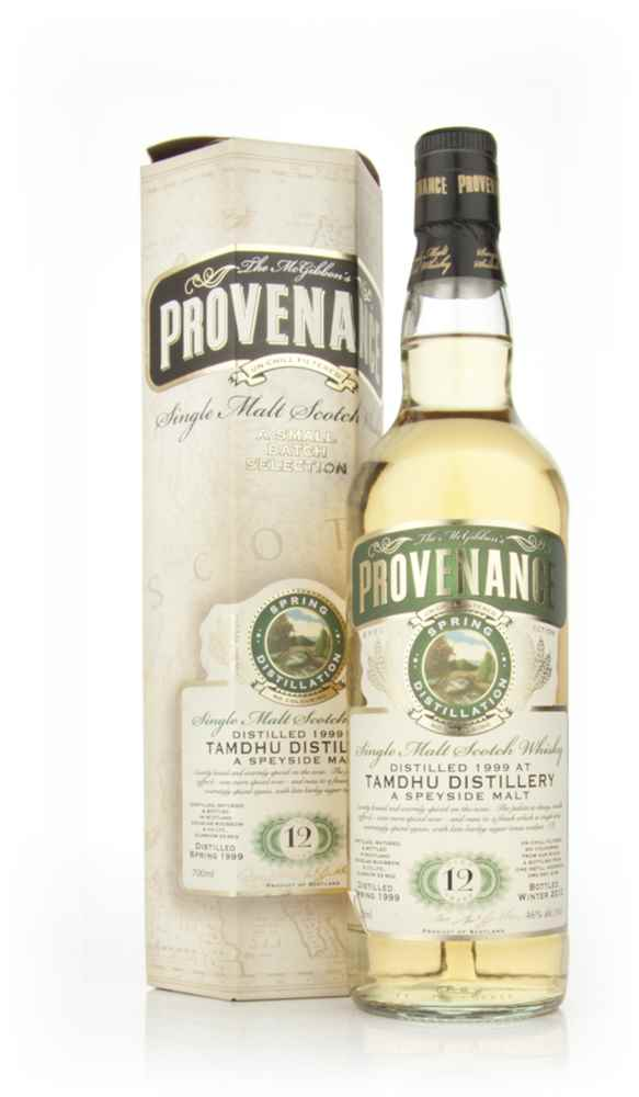 Tamdhu 12 Year Old 1999 - Provenance (Douglas Laing)
