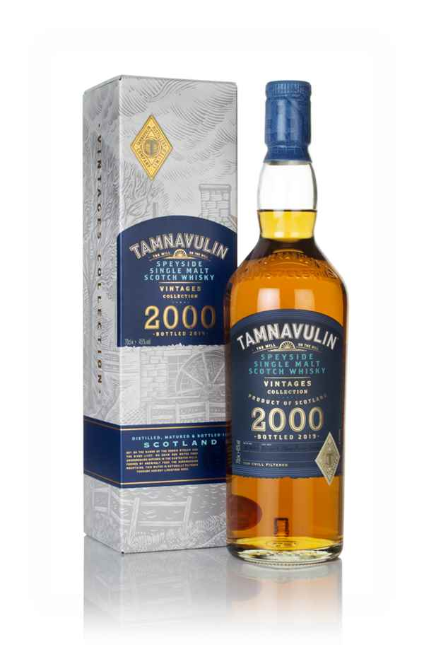 Tamnavulin 18 Year Old 2000 - Vintages Collection