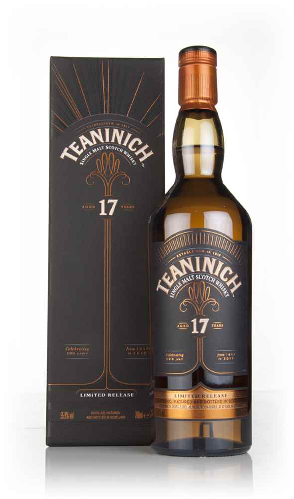 Teaninich 17 Year Old 1999 (Special Release 2017)