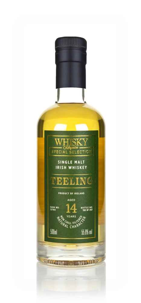 Teeling 14 Year Old (cask 13790) - Special Selection (Whisky Magazine)