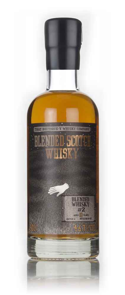 Blended Whisky #2 18 Year Old (That Boutique-y Whisky Company)