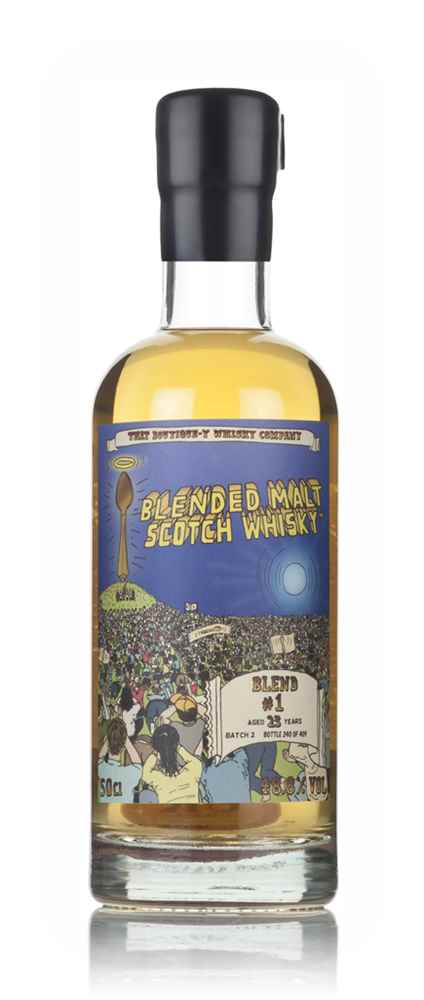 Blended Malt #1 23 Year Old (That Boutique-y Whisky Company)