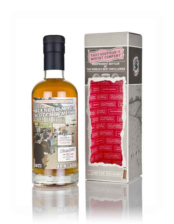 Blended Malt #6 24 Year Old (That Boutique-y Whisky Company)